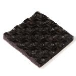 Шумофф Герметон А15Л, 1000мм*750мм, материал шумопоглощающий уплотнительный самоклеящийся