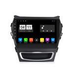 Navifly Android 9 IPS 1G+16G Car Video For Hyundai IX45 Santa fe RDS Car Radio Stereo Video GPS Navigation DSP carplay