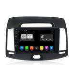 Navifly Android 9 IPS 1G+16G Car Video For Hyundai Elantra 4 HD 2006-2012 RDS Car Radio Stereo Video GPS DSP carplay