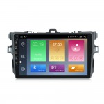 NaviFly M Android 10.0 IPS DSP 8core 2+32GB Car stereo radio for Toyo-ta Corolla E140 / 150 2006 -2013 2.5D GPS Navi 4G LTE