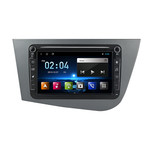 Navifly M Android 9 1+16G Car DVD Radio Stereo Video Player For Seat Altea 2004-2015 Toledo Car GPS Navigation GPS WIFI Audio BT