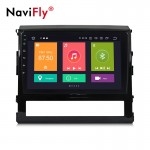 Navifly PX6 6Core Android 10.0 IPS DSP Car Dvd Player For Toyota Land Cruiser 200 2015-18 Audio Stereo 4+64GB GPS Video Radio BT