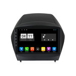 Navifly Android 9 IPS 1G+16G Car Video For Hyundai Tucson 2 LM IX35 2009-2015 RDS Car Radio Stereo Video GPS DSP carplay