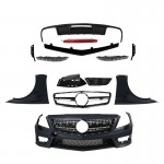 Комплект Аэродинамических Обвесов для Mercedes-Benz CLS (W218)