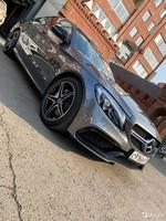 Пороги от Mercedes c63 amg w205