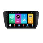 NaviFly M100 Voice Control 2.5D IPS Screen Android 9 1+16G Car DVD Player For Seat Ibiza 2009-2013 Car Radio GPS Navigator
