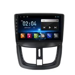Navifly M100 Android 9 1+16G Car DVD Player For Peugeot 207 Car GPS RDS Radio Stereo Video GPS WIFI Audio BT