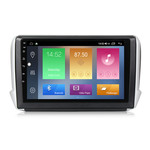 Navifly M300 3+32G Android10 Car Video For Peugeot 2008 2013-2020 Car DVD Player Navigation IPS DSP Carplay Auto HD-MI