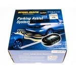 ParkMaster Парковочный радар для заднего бампера STEELMATE PTS CAN VW