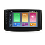 NaviFly M100 Voice Control 2.5D IPS Screen Android 9 1+16G Car DVD Player For 2006-2011 Chevrolet Lova Captiva Gentra Aveo Epica