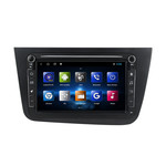 Navifly M Android 9 1+16G Car DVD Player For Seat Altea 2004-2015 Toledo Car GPS Navigation Radio Stereo Video GPS WIFI Audio BT