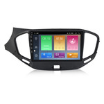 Navifly K400 4GLTE Android10 Car Video player For Lada VESTA 2015-2018 android Car headunit radio player RDS IPS DSP carplay