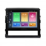 Navifly M400 Android 10 4G+64G 8core Car DVD Player For Toyota Land Cruiser 200 Video Radio Stereo Audio DSP 4G LTE Carplay 2.5D