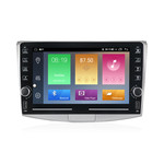 Navifly K100 Android 9 Android Car Multimedia Player For VW Volkswagen Passat B5 B6 B7 golf 10-15 Car GPS Radio Video RDS DSP