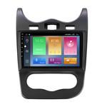 Navifly M300 3+32G Android10 Car Video For Renault Sandero 2013-2014 Car DVD Player Navigation IPS DSP Carplay Auto HD-MI
