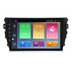 Navifly Android 9 IPS 1+16G Car Multimedia Player For Zotye T600 2014-2019 with RDS Radio Stereo Video GPS DSP Carplay