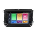 Navifly M100 Android 9 1+16G Car DVD Player for VW Skoda Octavia golf 5 6 Car GPS Radio Stereo Video GPS WIFI Audio wifi gps BT