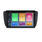 NaviFly M150 Voice Control 2.5D IPS Screen Android 9 2+32G Car DVD Player For Seat Ibiza 2009-2013 Car Radio GPS Navigator