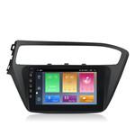 NaviFly M100 Voice Control 2.5D IPS Screen Android 9 1+16G Car DVD Player For Hyundai i20 2018 2019 Car Radio GPS Navigator