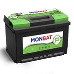 Аккумулятор Monbat Premium 60 (низ)