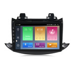 NaviFly M100 Voice Control 2.5D IPS Screen Android 9 1+16G Car DVD Player For Chevrolet Trax 2017 Car Radio GPS Navigator