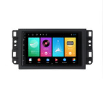 NaviFly M100 Voice Control 2.5D IPS Screen Android 9 1+16G Car DVD Player For Chevrolet Lova Captiva Car Radio GPS Navigator