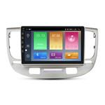 Navifly M100 Android 9 1+16G Car DVD Player For kia RIO2 2005-2011 Car GPS RDS Radio Stereo Video GPS WIFI Audio BT
