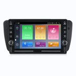 Navifly K100 Android 9 1+16G 4core 2.5D Touch Screen Car Multimedia Player For Seat Ibiza Car GPS RDS Radio Stereo Video IPS DSP