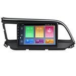 Navifly M100 Android 9 1+16G Car DVD Player For Hyundai Elantra 2018-2020 Car GPS RDS Radio Stereo Video GPS DSP WIFI Audio BT