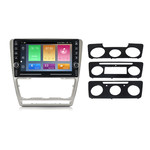 Navifly K100 Android 9 4core Android Car Multimedia Player For Skoda Octavia 2007-2013 Car Radio Video RDS IPS DSP