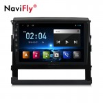Navifly Voice control Android 9 1G RAM+16G Car DVD Stereo Video Player For Toyota Land Cruiser 200 Radio Audio WIFI GPS BT SWC