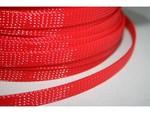INCAR ZME -10 red (d-10мм), змеиная оплетка