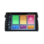 NaviFly M Android 10.0 IPS 4Core Car Autoradio DVD Player Car Video for BMW E46 M3 1998-2006 WIFI GPS Navigation 1+16G