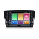 Navifly K100 Android 9 4core Android Car Multimedia Player For Skoda Octavia A7 III 3 14-18 Car Radio Video RDS IPS DSP