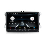 Navifly Voice control Android 9 1+16G Universal Car DVD Stereo Video Player for VW Golf Polo Passat b7 b6 SEAT leon Skoda Audio