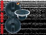 GermanMaestro SW1009, пассивный сабвуфер