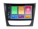 NaviFly M Android 9 IPS 2.5D full touch 4core 1+16GB Car video for Benz E-Class/W211/E200/E220/E300/E350 WIFI GPS Navigation