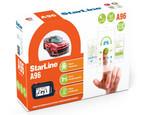 Автосигнализация StarLine A96 BT 2CAN+2LIN 2SIM GSM-GPS