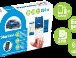 Автосигнализация StarLine S66 v2 BT 2CAN+4LIN GSM