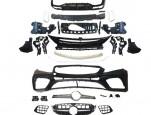 Комплект Аэродинамических Обвесов для Mercedes-Benz E63 (W213)