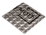 Шумофф М2б, 750мм*540мм, материал вибродемпфирующий самоклеящийся