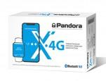 Автосигнализация Pandora X-4G