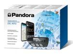 Pandora DXL 4970, автосигнализация