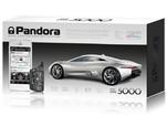 Pandora DXL 5000 S, автосигнализация