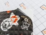 Шумофф Black Joker, 370мм*270мм, материал вибродемпфирующий самоклеящийся