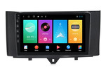 Navifly 9'' Android 9 4Core 1+16g 2.5D voice control Car DVD Video Player for Benz Smart Fortwo 2011-2015 WIFI GPS Radio Stereo