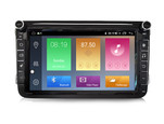 Navifly M100 Android 9 1+16G Car DVD Stereo Video Player for VW Golf B6 Touran Polo GPS RDS Radio Audio WIFI GPS BT SWC