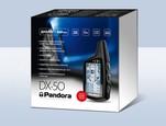 Pandora DX 50B, автосигнализация