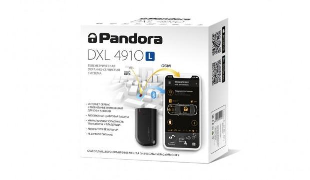 Автомобильная сигнализация Pandora DXL 4910L