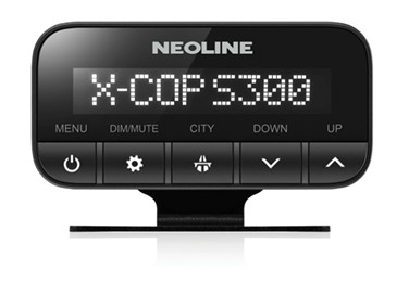 Радар-детектор Neoline X-COP S300 со скрытой установкой